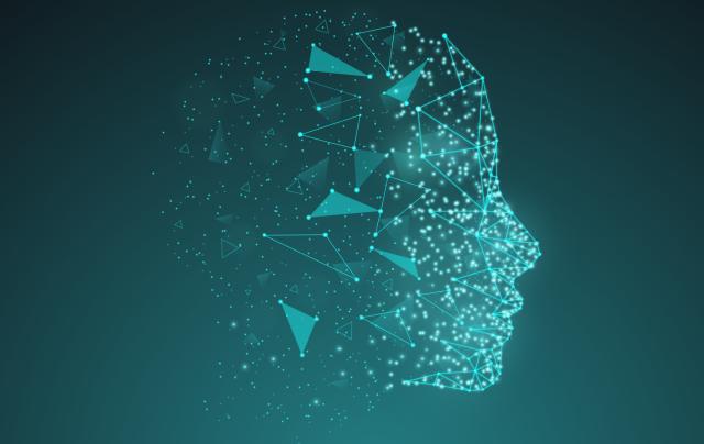 Immagine decorativa - Illustrazione artistica di una IA